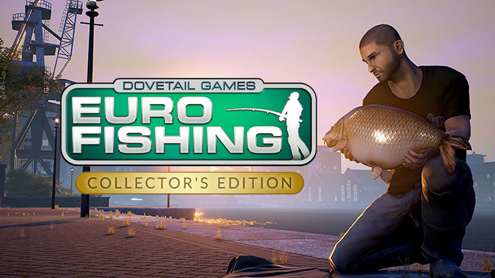 Euro Fishing Collector's Edition