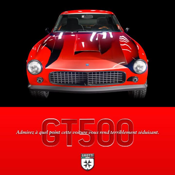 GTA Online - GROTTI GT500
