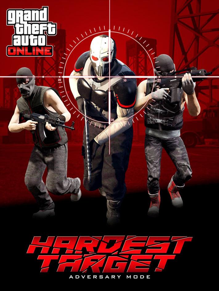 GTA Online - Hardest Target Adversary Mode