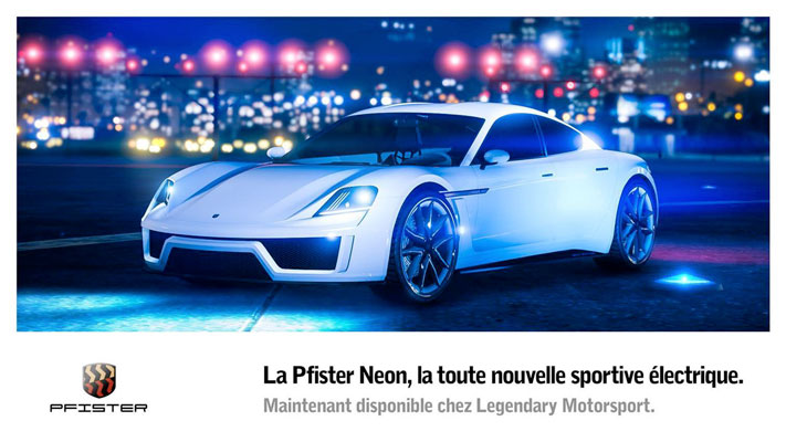 GTA Online - Pfister Neon