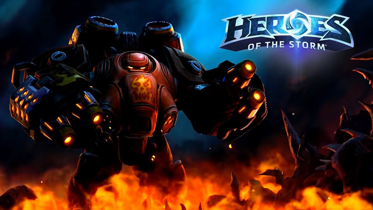 Heroes of the Storm - Kramer