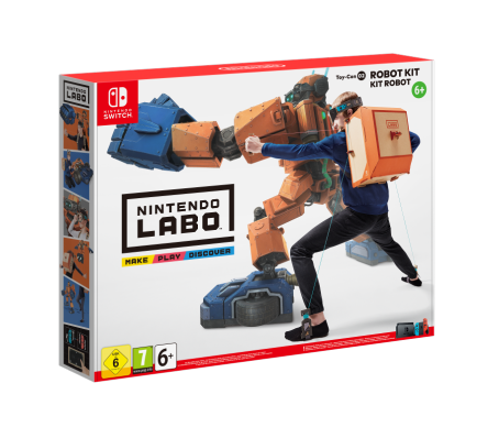 NINTENDO LABO Toy-Con Robot