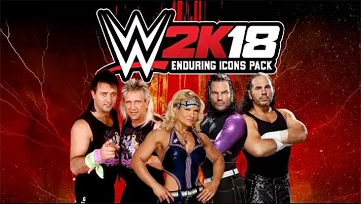 WWE 2K18 - Legends Pack