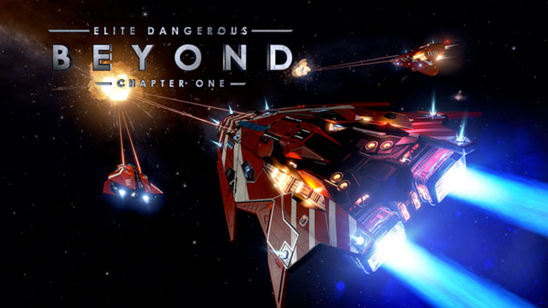 Elite Dangerous: Beyond - Chapter One