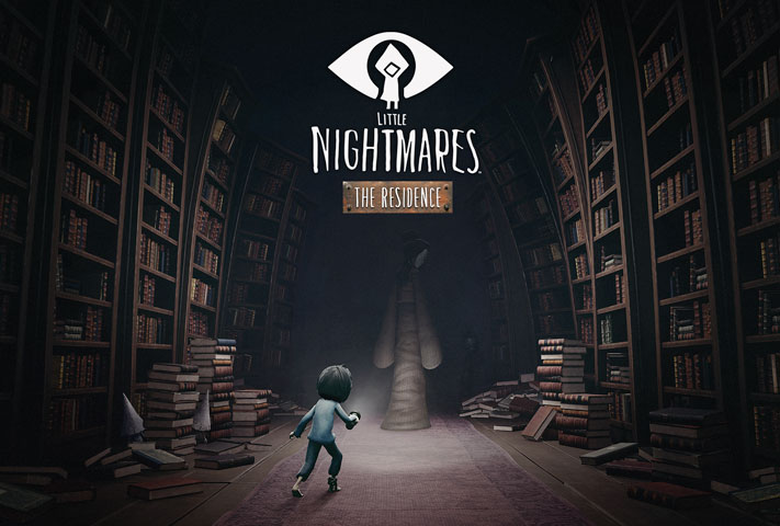 Little Nightmares - DLC03-The-Residence-Secret-Of-the-Maw
