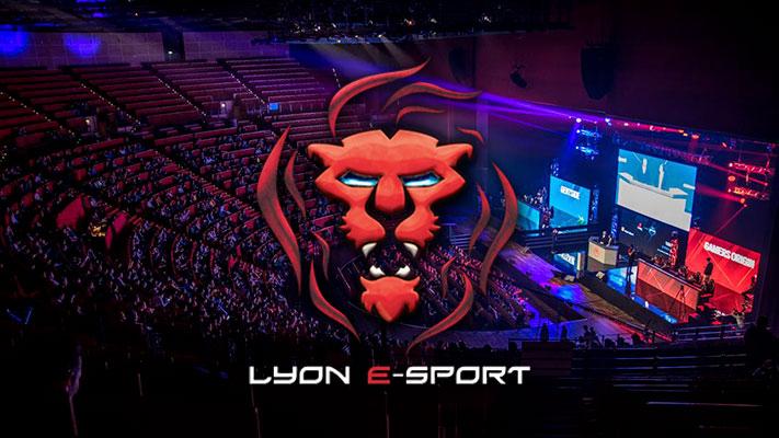 Lyon E-sport 2018