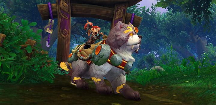 World of Warcraft - Shu-Zen