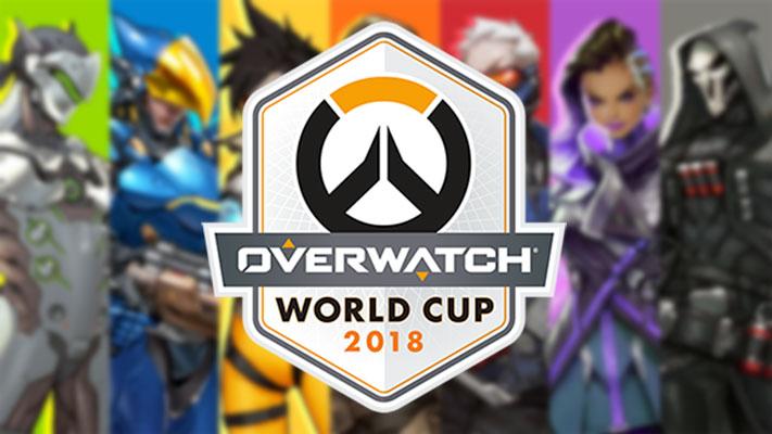 Coupe du monde d'Overwatch 2018