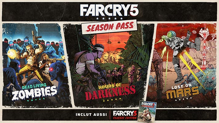 Far Cry 5 - Season Pass