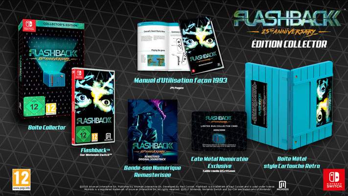 Flashback Mockup Collector FR