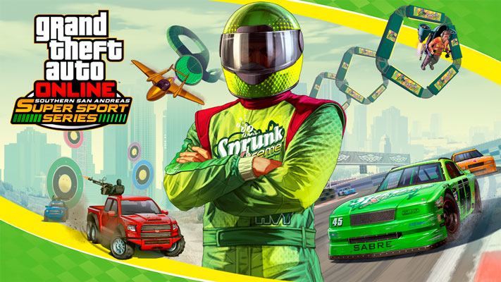 GTA Online - Southern San Andreas Super-Sport-Series