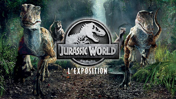 Jurassic World l'exposition