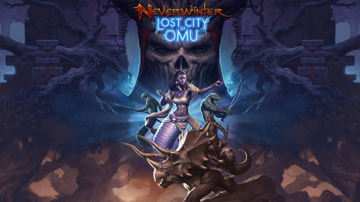 Neverwinter Lost City of Omu