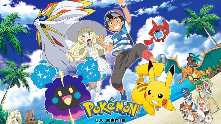 Pokémon, la série - Soleil et Lune - Ultra Aventures