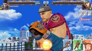 Tekken Mobile RODEO 04
