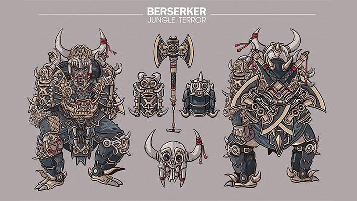 Black Desert Online Winner Costume Contest
