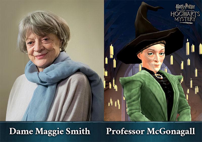 Harry Potter: Hogwarts Mystery -