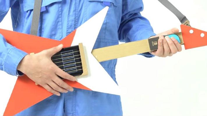 Nintendo Labo - Guitare