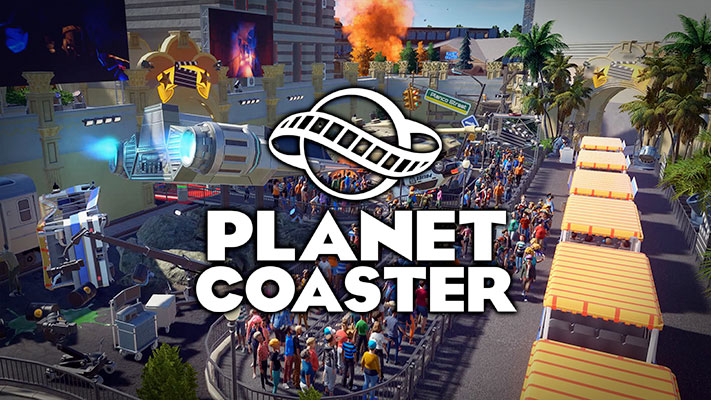 Planet Coaster : Studios Pack