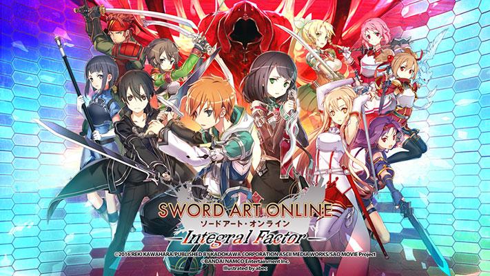 Sword Art Online - Integral Factor
