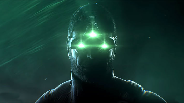 Tom Clancy's Ghost Recon Wildlands - Splinter Cell