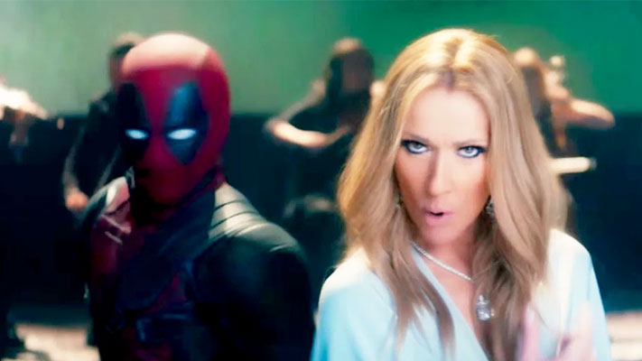Céline Dion X Deadpool 2 - Ashes