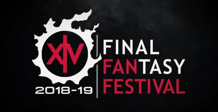 FINAL FANTASY XIV Fan Fastival 2018-2019