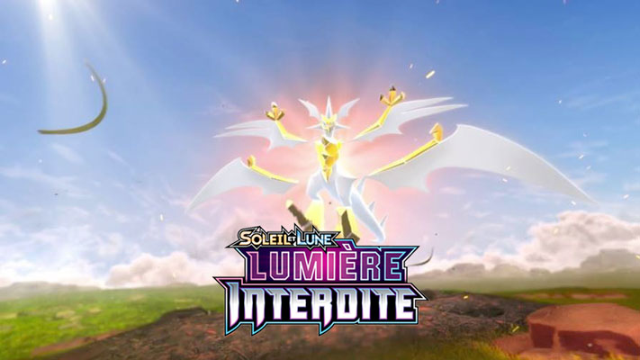 JCC Pokémon Soleil et Lune - Lumière Interdite