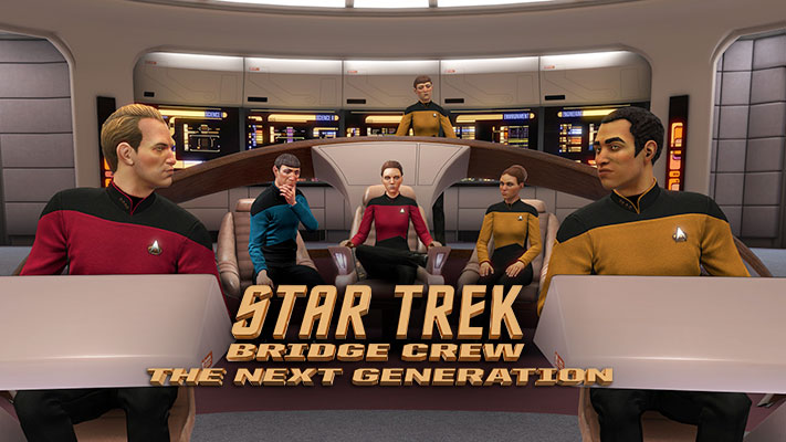 Star Trek : Bridge Crew – The Next Generation