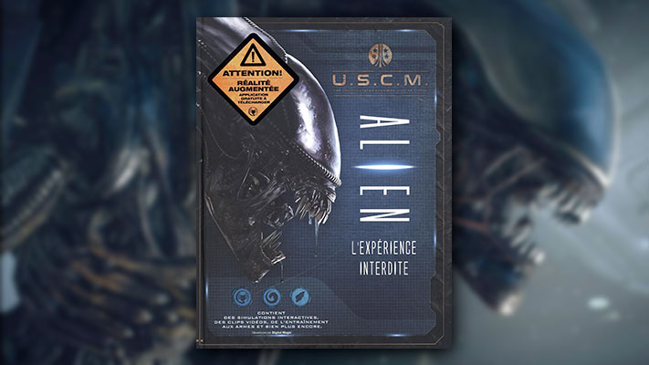 Alien, l'expérience interdite