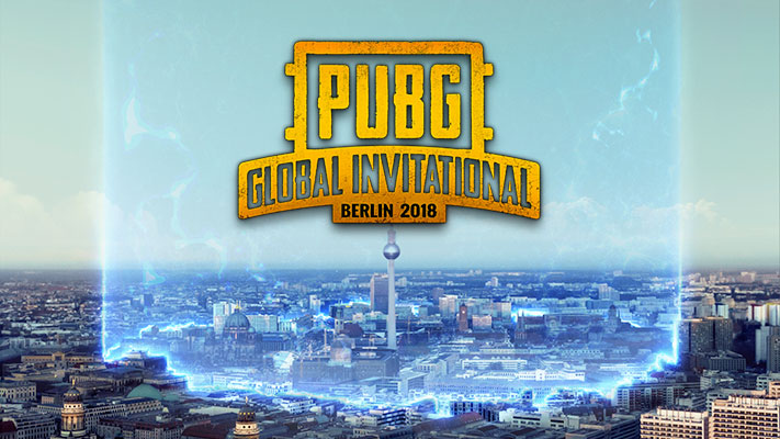 PUBG GLOBAL INVITATIONAL 2018 PGI 2018