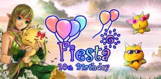 Fiesta Online 10 ans