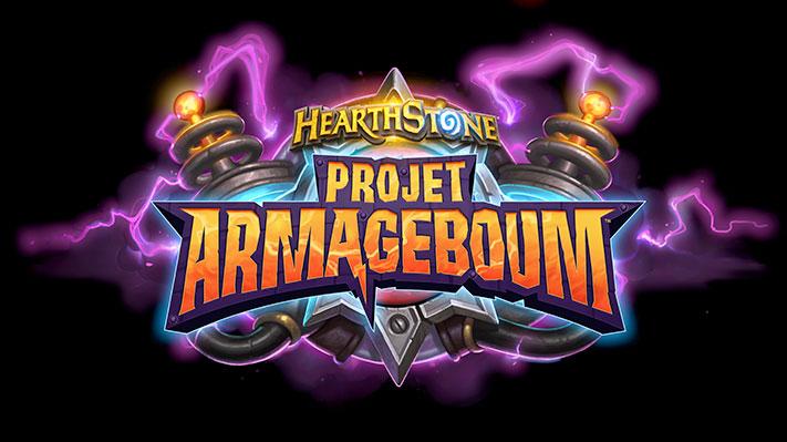 HearthStone-PROJET-ARMAGEBOUM