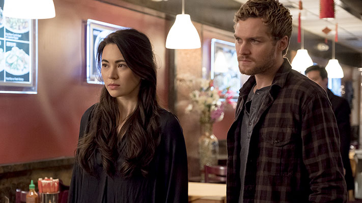 Marvel's Iron Fist Netflix Saison 2 - 01