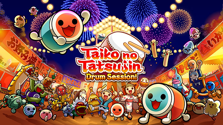 Taiko no Tatsujin: Drum Session! PS4