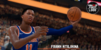 2K - NBA 2K19 - Frank Ntilikina