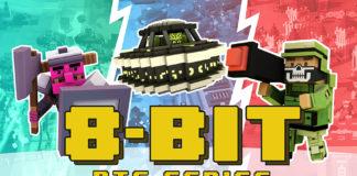 8-Bit Hordes et 8-Bit Invaders