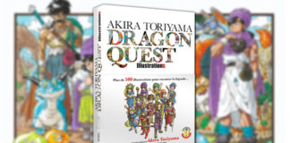 AKIRA-TORIYAMA-DRAGON-QUEST-Illustrations