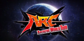 Arcrevo World Tour