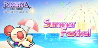 Dissidia Final Fantasy Opera Omnia_Summer_Promotions_2018