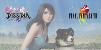Dissidia Final Fantasy NT Linoa Heartilly