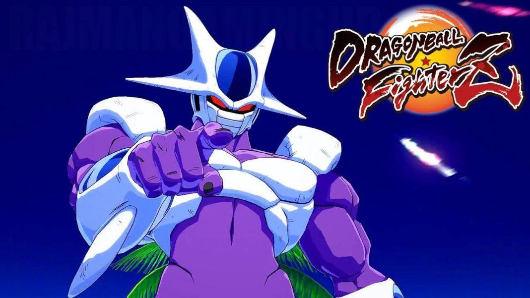 Dragon Ball FighterZ Cooler