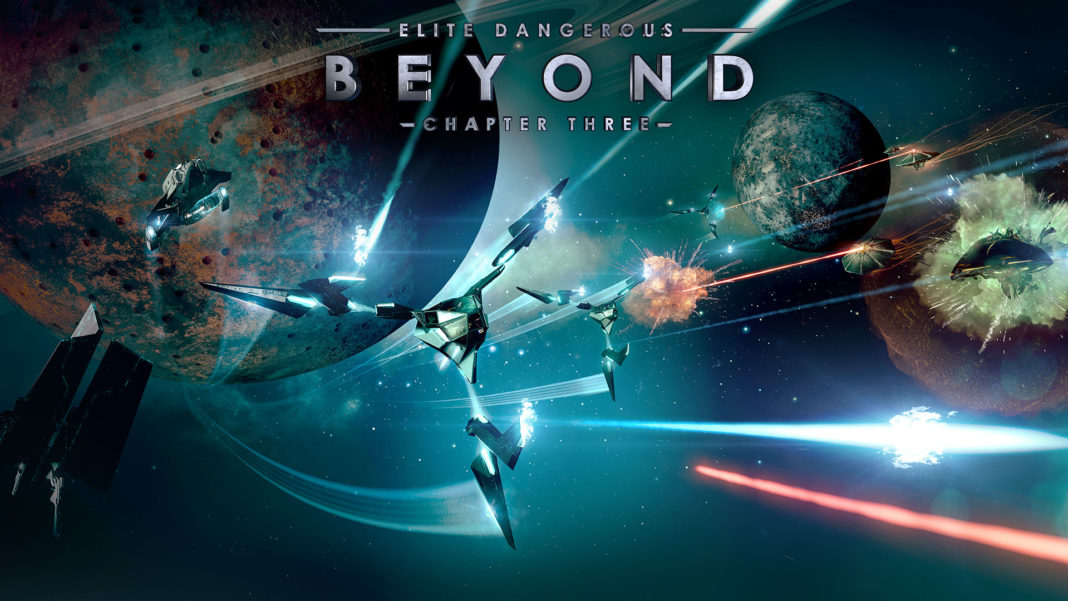 Elite Dangerous : Beyond - Chapter Three