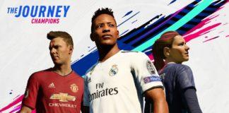 FIFA 19 The Journey : Champions