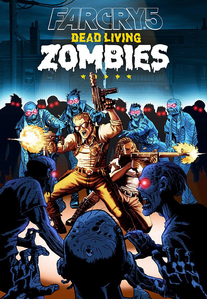 Far Cry 5 - DLC Zombie Cover