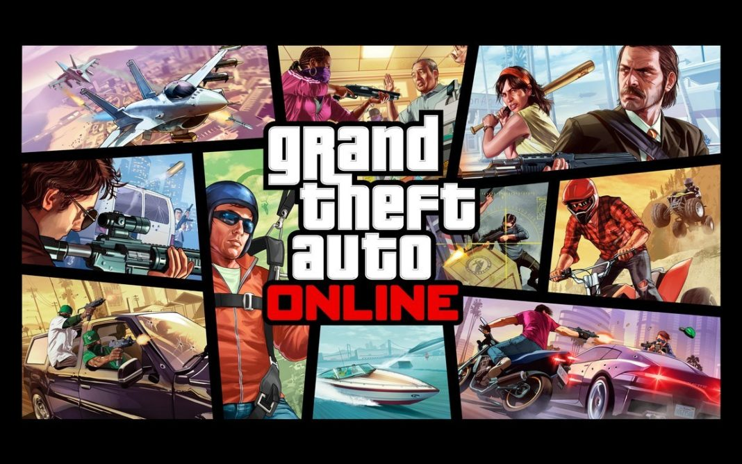 GTA Online Cover