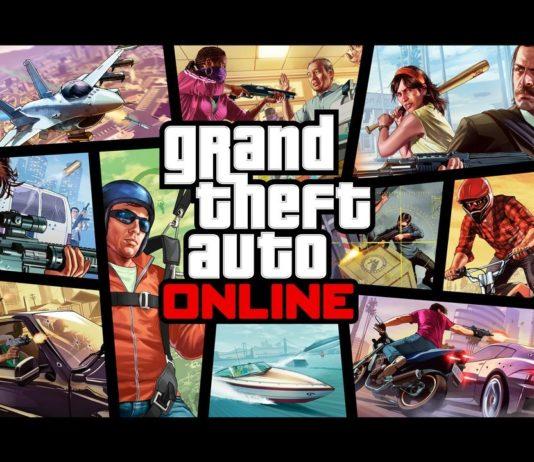 GTA Online Cover