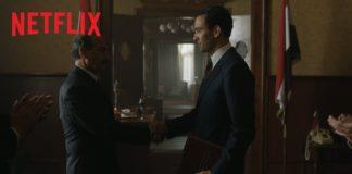 L'ange du Mossad Netflix