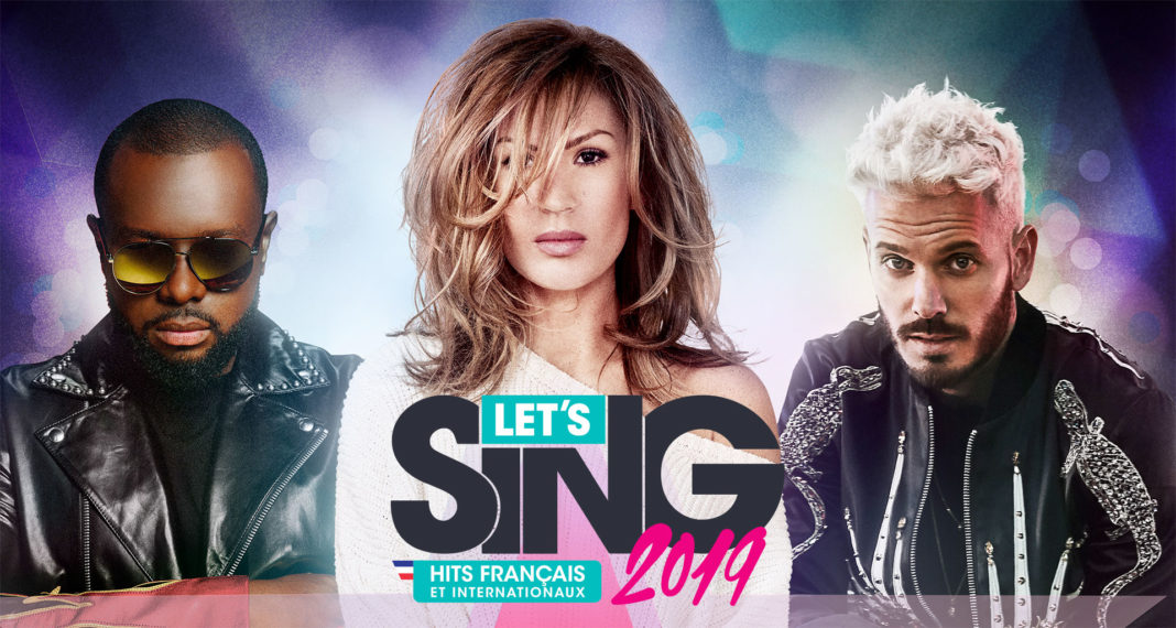 Let's Sing 2019 - Hits Français et Internationaux