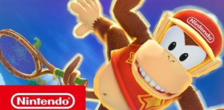 Mario Tennis Aces - Diddy Kong